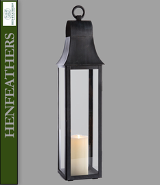 "Large Sussex Lantern 33"" Tall (n)"