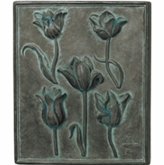 Tulip Wall Decor