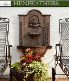 Venetian Cortile Wall fountain {USA}