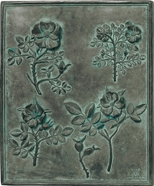 Wild Rose Wall Decor Sample