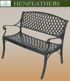 Woven Arch Bench {USA}n
