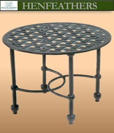 Woven Arch Cocktail Table {USA}n
