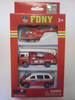 FDNY 3 Pack Die Cast Set