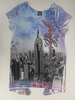 Women's ESB New York Rhinestone Shirt