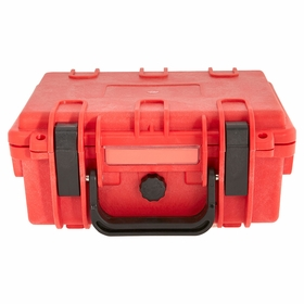 3 Slot Red Diver Watch Box SLBOX-5JG-221609-DIVERBOX