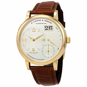 A. Lange & Sohne 117.021 Grand Lange 1 Mens Hand Wind Watch