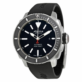 Alpina AL-525LBG4V6 Seastrong Diver 300 Mens Automatic Watch