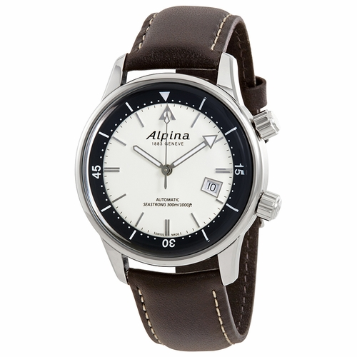 Alpina AL-525S4H6 Seastrong Diver Heritage Mens Automatic Watch