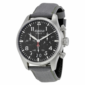 Alpina AL-372B4S6 Startimer Pilot Mens Chronograph Quartz Watch