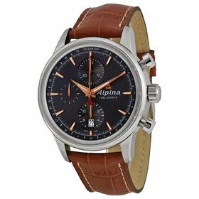 Alpina AL-750VG4E6 Alpiner Mens Chronograph Automatic Watch