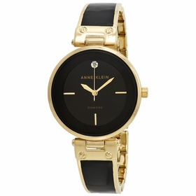 Anne Klein 1414BKGB  Ladies Quartz Watch