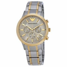 Emporio Armani AR11076 Renato Mens Chronograph Quartz Watch