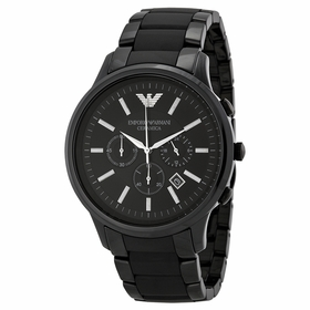 Emporio Armani AR1451 Ceramica Mens Chronograph Quartz Watch