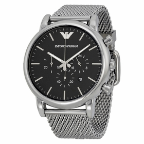 Emporio Armani AR1808 Classic Mens Chronograph Quartz Watch