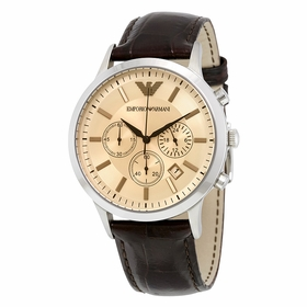 Emporio Armani AR2433 Classic Mens Chronograph Quartz Watch