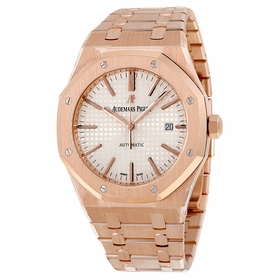 Audemars Piguet 15400OR.OO.1220OR.02 Royal Oak Mens Automatic Watch
