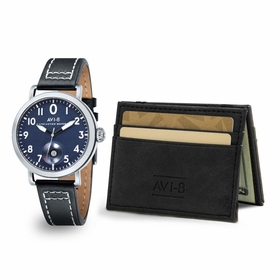 AVI-8 AV-ASET-04 Lancaster Bomber Mens Quartz Watch