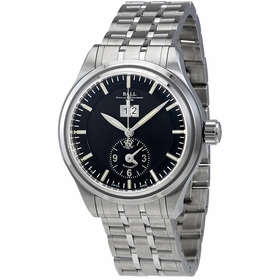 Ball GM1056D-S2J-BK Trainmaster First Flight Mens Automatic Watch