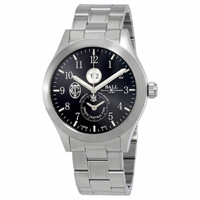 Ball GM2086C-S2-BK Engineer Master II GCT Mens Automatic Watch