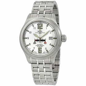 Ball NM1056D-SAJ-WH Trainmaster Mens Automatic Watch