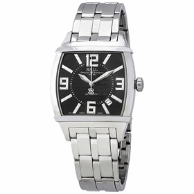 Ball NM2068D-SAJ-BK Conductor Transcendent II Mens Automatic Watch