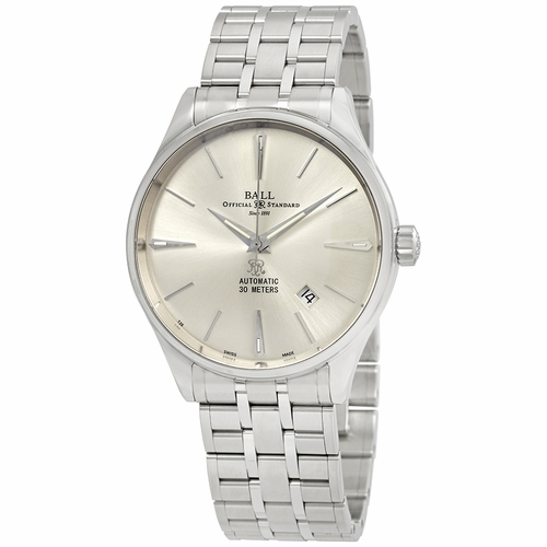 Ball NM3080D-SJ-SL Trainmaster Legend Mens Automatic Watch