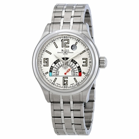 Ball NT1050D-LAJ-WH Trainmaster TMT Celcius Mens Automatic Watch