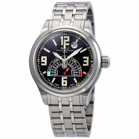 Ball NT1050D-SAJ-BK Trainmaster TMT Celcius Mens Automatic Watch
