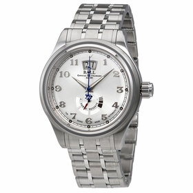 Ball PM1058D-SJ-SL Train Cleveland Mens Automatic Watch