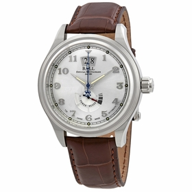 Ball PM1058DLJSL Trainmaster Cleveland Express Mens Automatic Watch