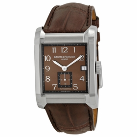 Baume et Mercier 10028 Hampton Mens Automatic Watch