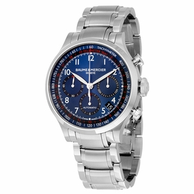 Baume et Mercier 10066 Capeland Mens Chronograph Automatic Watch