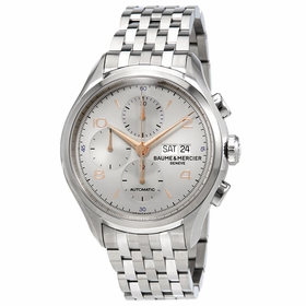 Baume et Mercier A10130 Clifton Mens Chronograph Automatic Watch