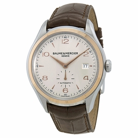 Baume et Mercier 10139 Clifton Mens Automatic Watch