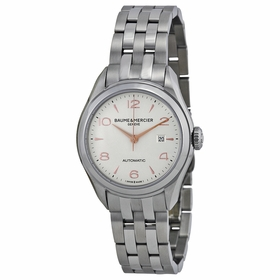 Baume et Mercier A10150 Clifton Ladies Automatic Watch