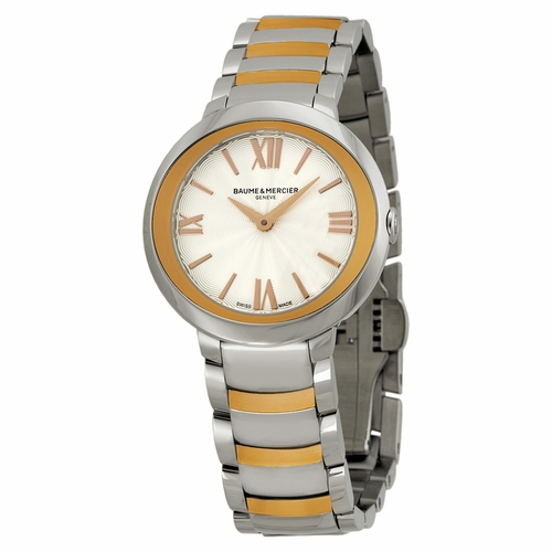 Baume et Mercier A10159 Promesse Ladies Quartz Watch