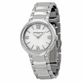 Baume et Mercier 10160 Promesse Ladies Quartz Watch