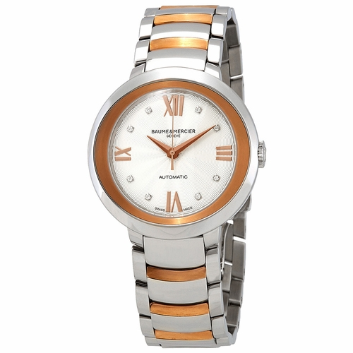 Baume et Mercier 10163 Promesse Ladies Automatic Watch