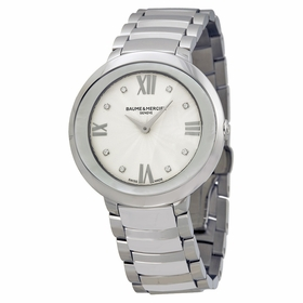 Baume et Mercier MOA10178 Promesse Ladies Quartz Watch