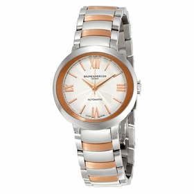 Baume et Mercier A10183 Promesse Ladies Automatic Watch