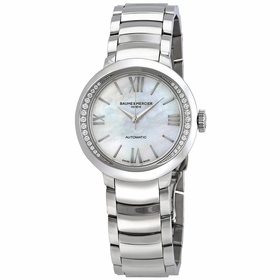 Baume et Mercier A10184 Promesse Ladies Automatic Watch
