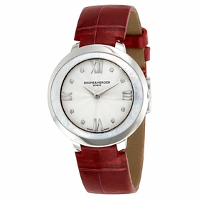 Baume et Mercier A10262 Promesse Ladies Quartz Watch