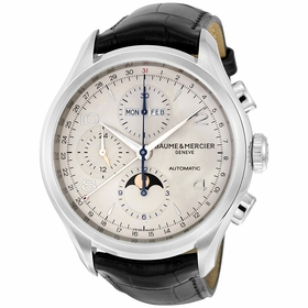 Baume et Mercier 10278 Clifton Mens Chronograph Automatic Watch