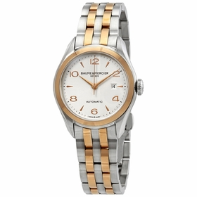 Baume et Mercier A10152 Clifton Ladies Automatic Watch