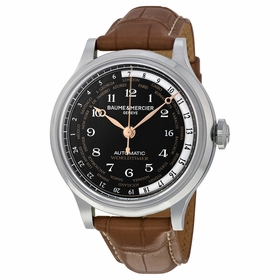 Baume et Mercier M0A10134 Capeland Worldtimer Mens Automatic Watch