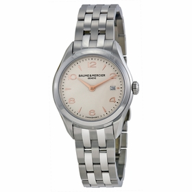 Baume et Mercier A10175 Clifton Ladies Quartz Watch