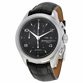 Baume et Mercier 10211 Clifton Mens Chronograph Automatic Watch