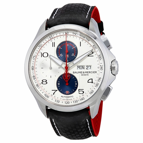 Baume et Mercier MOA10342 Clifton Mens Chronograph Automatic Watch