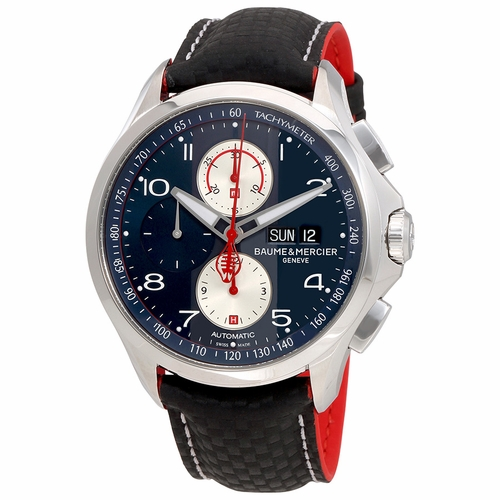 Baume et Mercier MOA10343 Clifton Mens Chronograph Automatic Watch