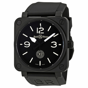 Bell and Ross BR0192-10TH-CE Aviation Mens Automatic Watch